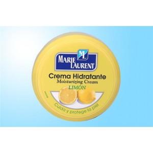 Creme hidratante limao marie laurent 200 ml