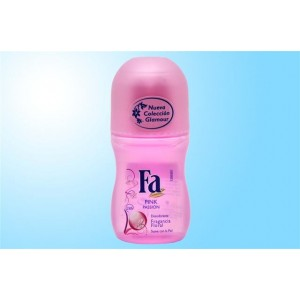Fa deo rol-on pink passion 50 ml