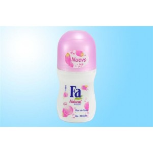 Fa deo rol-on flor rosa 50 ml