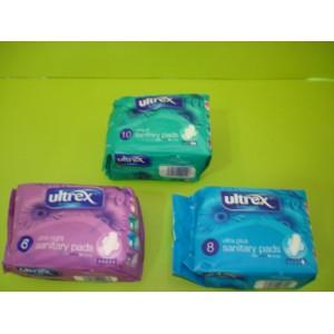 Ultrex pensos higienicos