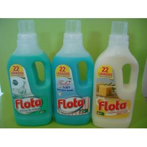 Flota detergente gel 1.65 L