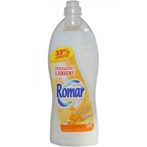 Detergente gel marselha romar 2000 ml