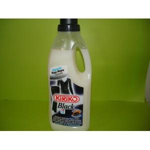 Detergente liquido roupa negra kirico 1.5 lt