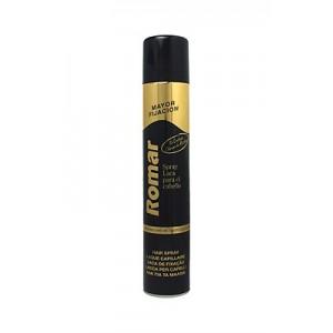 Laca spray negra 520 cc Amalfi