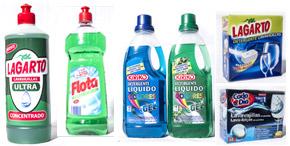 produtos limpeza lava loica