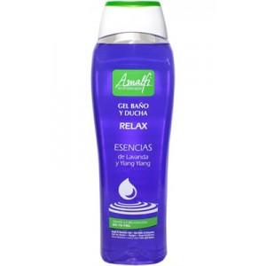 Gel banho e duche relax 750 ml Amalfi